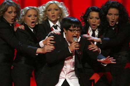 Eurovision song contest 2008 Belgrade Seriba