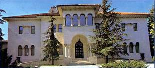Belgrade White palace