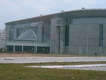 Belehradská aréna Eurosong 2008