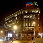 Hotel Balkan accommodation Belgrade Serbia