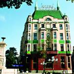 Hotel Moskva accommodation Belgrade Serbia